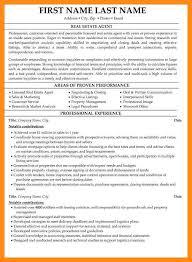 Immigration Consultant Resume 100 Real Estate Experience Resume Real Estate Agent Resume