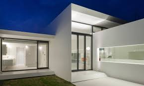 every corner of this minimalist house in japan was designed around