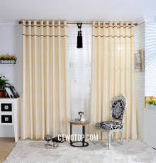 patterned unique embossed chic modern window curtains
