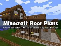 Floor Plans For Minecraft Houses Minecraft Floor Plans By Patrick Johnson