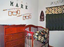Fishing Crib Bedding And Fishing Nursery Theme