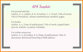 Apa Format Cover Page Template by Apa Format Template Virtren Com