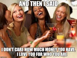 And Then I Said Meme - girls laughing imgflip