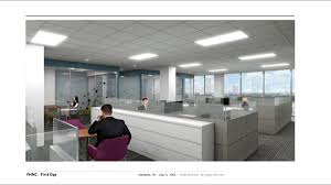 first tennessee bank is renovating its office space and relocating