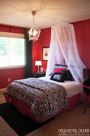 delightful order hot pink black and white girls room clients home 8 08 2011