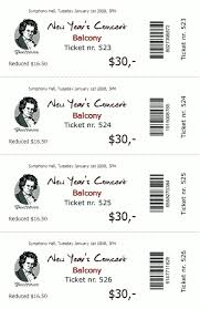 bbq tickets template ticketcreator create design and print tickets with