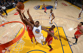 Oracle Arena Map Warriors Roll Past Shorthanded Rockets Golden State Warriors