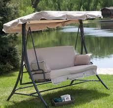 outdoor canopy swing bed bedroom
