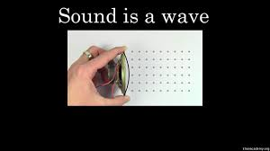 sound properties amplitude period frequency wavelength video
