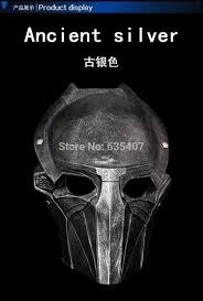 Alien Movie Halloween Costume Resin Alien Predator Movie Warrior Eagle Mask Halloween Costume