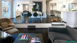 luxurious sunken living rooms interior design ideas youtube