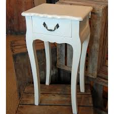 Shabby Chic Side Table Style Shabby Chic Bedside Table