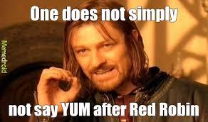 Robin Meme - red robin meme by iirage quit memedroid