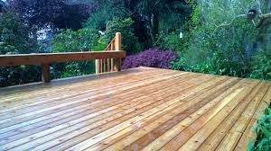 Cedar Deck Bench Deck Projects U2013 Pnw Construction And Consulting