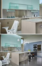 stainless kitchen backsplash kitchen design idea install a stainless steel backsplash for a