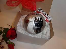 season season and groom ornaments