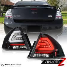 04 impala led tail lights 2006 2013 chevy impala ss newest fiber optic led black tail lights