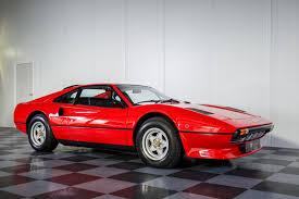 dream garage sold carsferrari ferrari 308 gtb carb dry sump