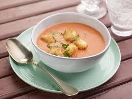 ina garten tomato cream of fresh tomato soup recipe ina garten food network