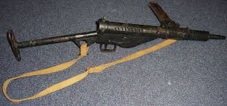 tennants auctioneers a deactivated sten mk ii gun