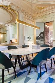 Dining Room Interior Design Ideas Best 25 Marble Dining Tables Ideas On Pinterest Marble Top
