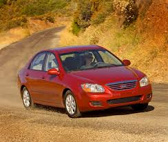 2007 kia spectra technical specifications and data engine