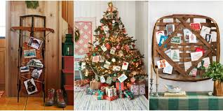 21 diy christmas card holder ideas how to display christmas cards