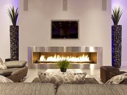 wall mount fireplace design ideas with regard to residence