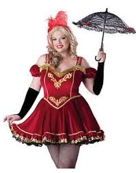 Size Burlesque Halloween Costumes Circus Cutie Ringmaster Size Burlesque Fancy Halloween