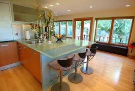 Glass Kitchen Countertops Lava Stone Kitchen Countertops U2014 Smith Design Beautiful Kitchen