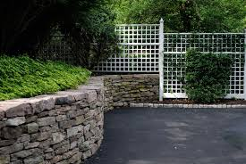 Patio Retaining Wall Ideas Stone Retaining Wall Design Far Fetched Flagstone Patio Designs 5