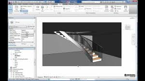 Floor Plans With Spiral Staircase Creating A Spiral Staircase In Revit Architecture 2012 U0026 2013