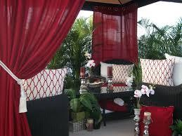 Outdoor Gazebo Curtains by Patio Pizazz Com U2013 Outdoor Gazebo Drapes