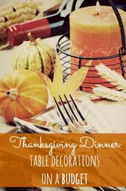 thanksgiving table setting ideas on a budget frugal fanatic