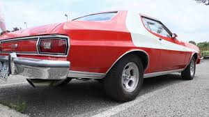 What Year Is The Starsky And Hutch Car Gran Torino Red U0026 White Starsky U0026 Hutch Film Youtube