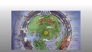 Agartha Map Agartha A World Inside Earth Youtube