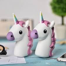 imagenes de unicornios en caricatura compre power banco unicornio caballo caricatura cute batería externa