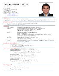 Resume For Career Change Resume Sample For Ojt Skills Resume Ixiplay Free Resume Samples