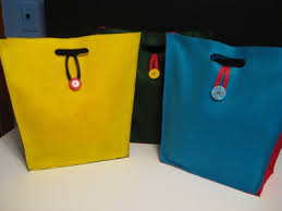 great gift bags to give felt creativity felt gifts