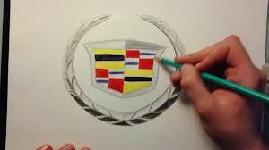 logo cadillac 2 logo tuto cadillac youtube