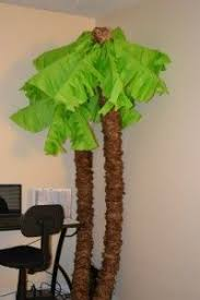 diy palm tree decor palm tree decorations palm and luau
