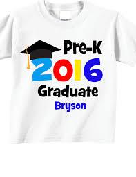 graduation shirt pre k graduation shirts and tshirts with cap and colorful