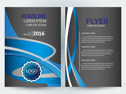 brochure templates adobe illustrator adobe illustrator flyer template free vector 220 010