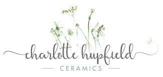 recycled glass bottle garden border charlotte hupfield ceramics