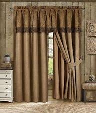Brown Floral Curtains Floral Curtains Drapes U0026 Valances Ebay
