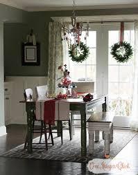 a very merry christmas home tour onekriegerchick christmas dining room 2015 onekriegerchick holiday home tour