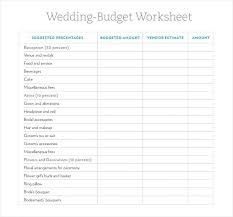 wedding budget wedding budget template excel size of spreadsheet budget