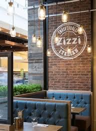 Interior Themes by Zizzi Italian Restaurant Branding Interior Restaurants Cafes