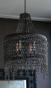 Replace Chandelier Now You Could Buy An Old Chandelier That Has The Crystals On It