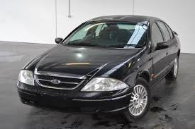 repossessed ford falcon sedan auction products graysonline